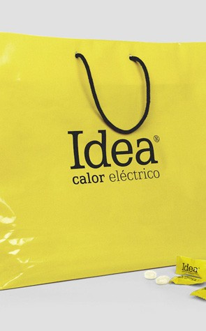 Idea Calor electrico